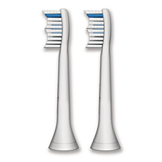 HX6002/40 Philips Sonicare HydroClean Têtes de brosse à dents standard