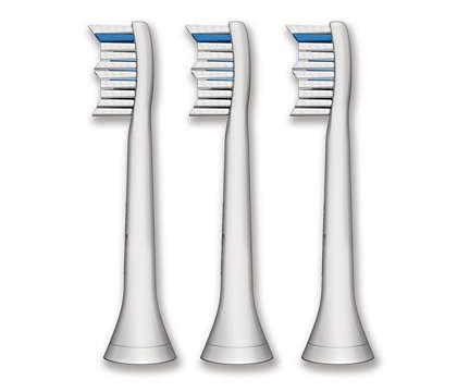 Nettoyage des interstices dentaires