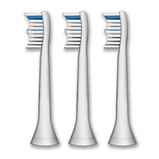 HX6003/40 - Philips Sonicare HydroClean Standard sonic toothbrush heads