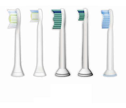 Meilleure élimination de la plaque dentaire cliniquement prouvée*