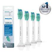 Sonicare ProResults Стандартные насадки для звуковой зубной щетки