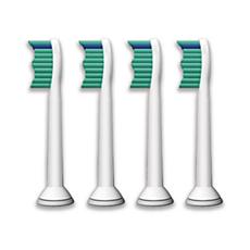 HX6014/33 Philips Sonicare ProResults Têtes de brosse à dents standard