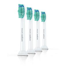"""HX6014/39 Philips Sonicare ProResults Standartinės """"Sonic"""" dantų šepetėlio galvutės"""
