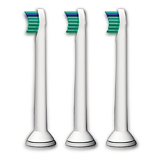 HX6023/11 ProResults Compact sonic toothbrush heads