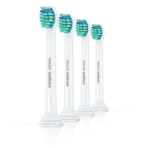 Sonicare ProResults Capete compacte pentru periuţă de dinţi sonică
