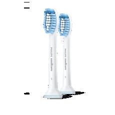 HX6052/07 Philips Sonicare S Sensitive Standard sonic toothbrush heads