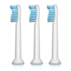 HX6053/60 Philips Sonicare Sensitive Standard sonic toothbrush heads