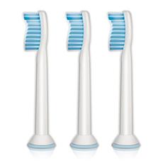 HX6053/62 Philips Sonicare Sensitive Têtes de brosse à dents standard