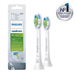 W Optimal White Насадки Philips Sonicare для осветления зубной эмали