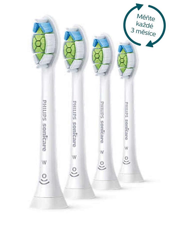 Zuby až o100% bělejší už za jeden týden*