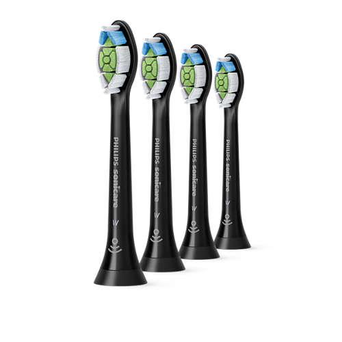 Sonicare W Optimal White Standard soniske tannbørstehoder