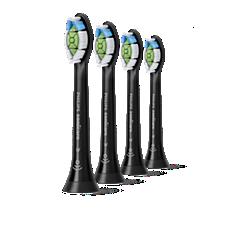 HX6064/11 Philips Sonicare W Optimal White Standard sonic toothbrush heads