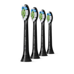 Sonicare W Optimal White Стандартные насадки для звуковой зубной щетки