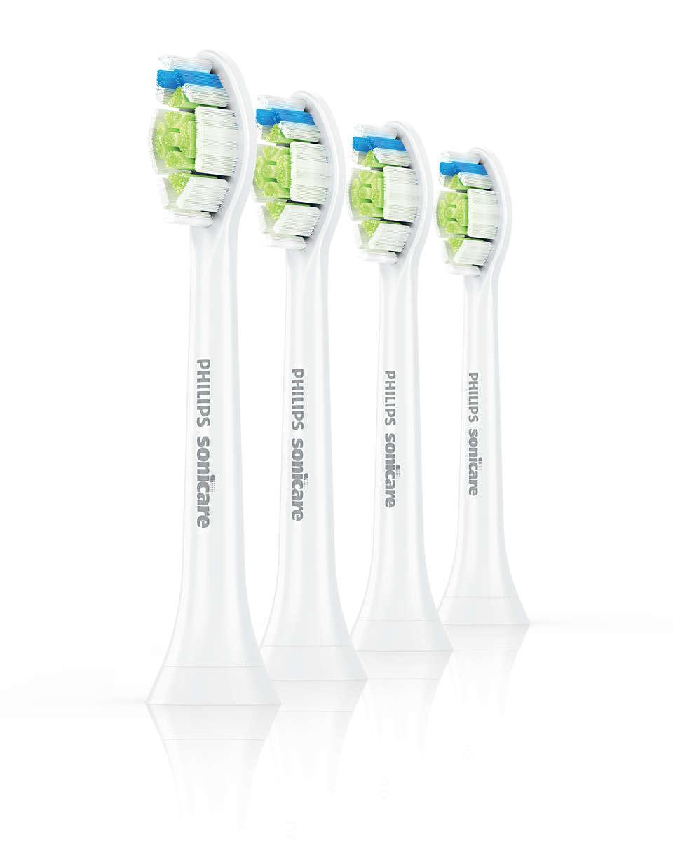 Эффективное очищение.* Белоснежные зубы.