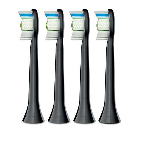 Sonicare DiamondClean Cabezales de cepillo sónicos estándar