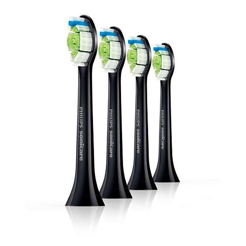 Sonicare DiamondClean Soniska tandborsthuvuden i standardutförande