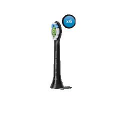 HX6066/74 Philips Sonicare W2 Optimal White Standard sonic toothbrush heads
