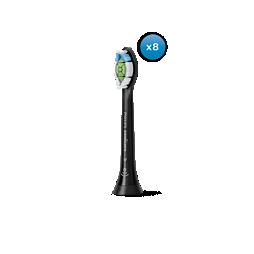 Sonicare W2 Optimal White Testine standard per spazzolino sonico