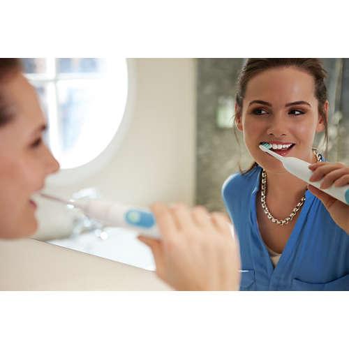 Sonicare 2-serie voor tandplakverwijdering