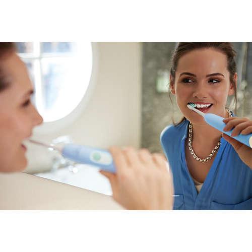Sonicare 2 Series gum health Sonische, elektrische tandenborstel