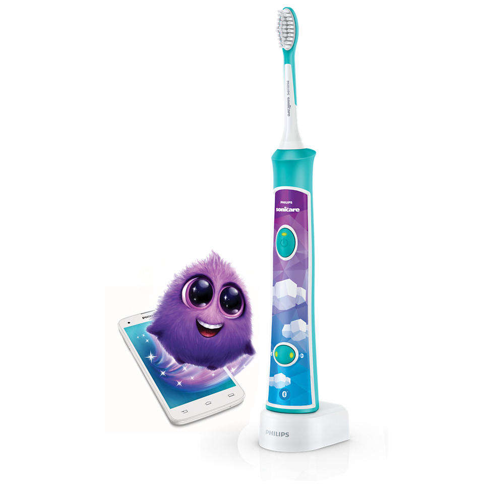 for kids sonic electric toothbrush hx6321 02 sonicare. Black Bedroom Furniture Sets. Home Design Ideas
