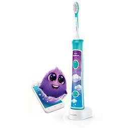 Sonicare For Kids Brosse à dents sonique électrique