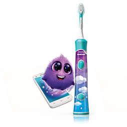 "Sonicare For Kids ""Sonic"" elektrinis dantų šepetėlis vaikams"