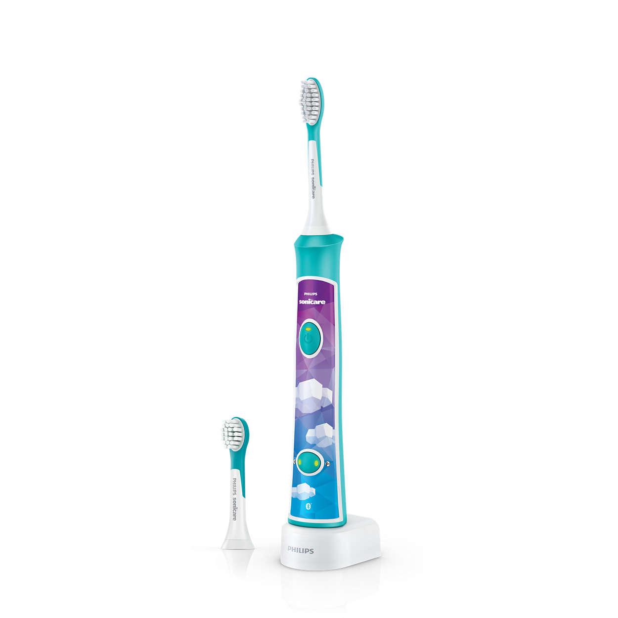 Gör det roligare att borsta tänderna