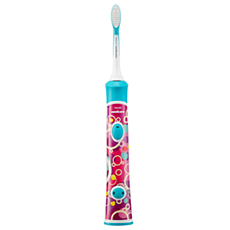 HX6341/07 Philips Sonicare For Kids Brosse à dents électrique