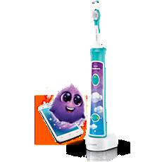 HX6361/02 - Philips Sonicare For Kids Brosse à dents électrique - modèle d'essai