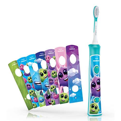 Sonicare For Kids Elektrische Schallzahnbürste - Praxismodell