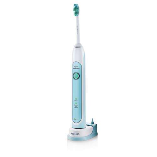 Sonicare HealthyWhite Brosse à dents électrique sonique