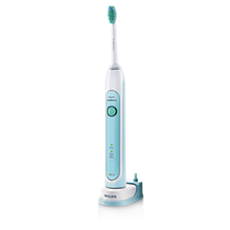 HX6711/02 Philips Sonicare HealthyWhite Sonic electric toothbrush