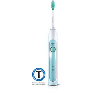 Sonicare HealthyWhite Tar effektivt bort fläckar på tänderna