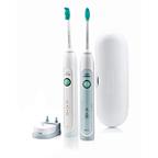 Sonicare HealthyWhite Două periuţe de dinţi sonice electrice