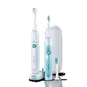 Sonicare HealthyWhite Doppelpack elektrische Schallzahnbürsten
