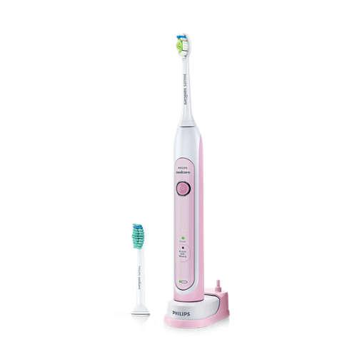 Sonicare HealthyWhite Sonische, elektrische tandenborstel