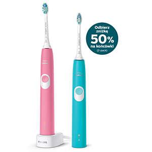Sonicare ProtectiveClean 4300 Bielsze zęby, zdrowsze dziąsła