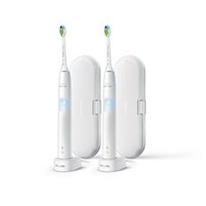HX6809/34 - Philips Sonicare ProtectiveClean 4300 Brosse à dents électrique