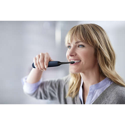 Built-in pressure sensor Sonic electric toothbrush
