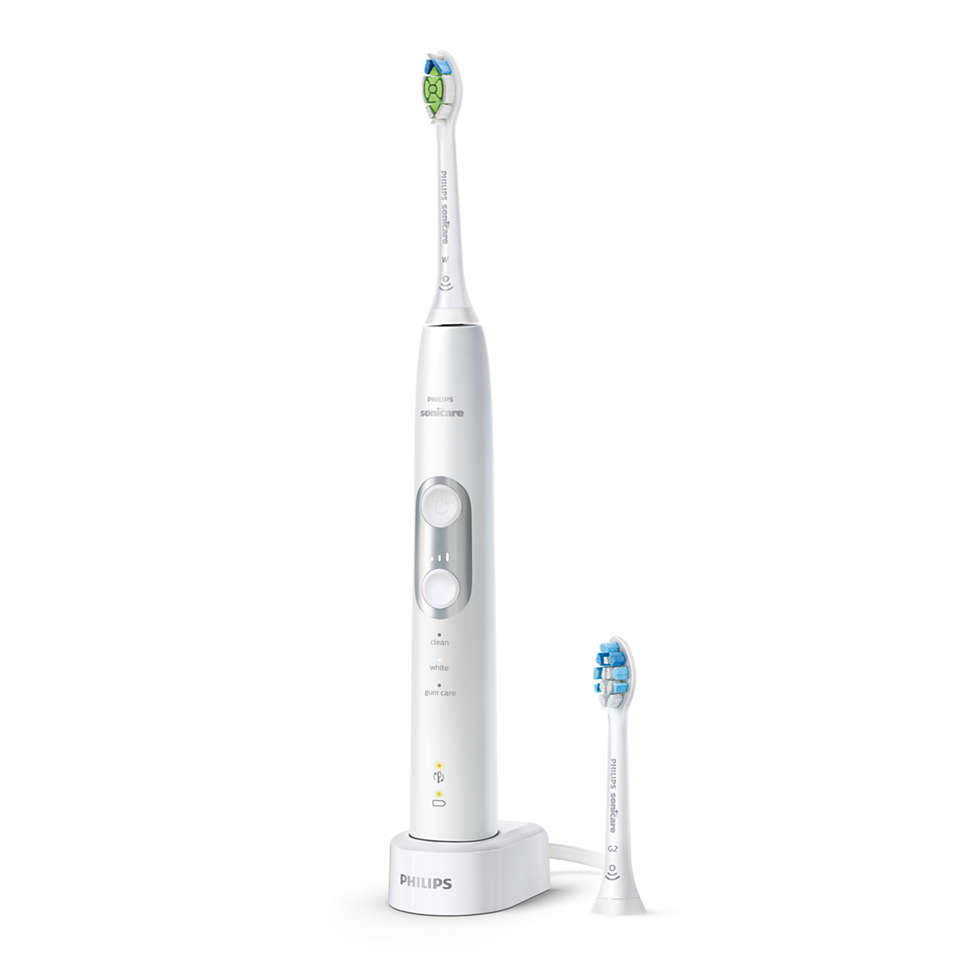 歯ぐきにやさしく、歯垢に強く。電動歯ブラシはさらに進化した。