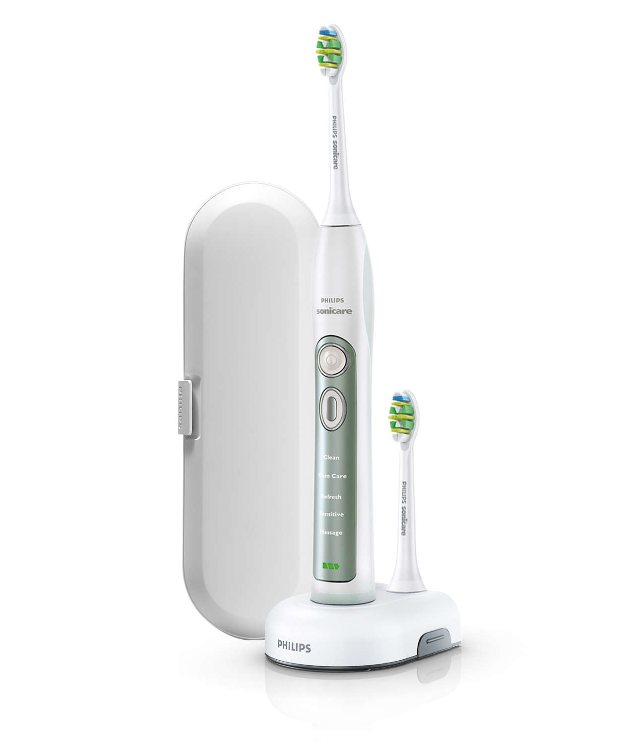 Superior cleaning between teeth