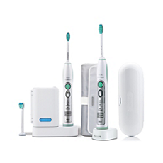 HX6932/34 Philips Sonicare FlexCare Two rechargeable sonic toothbrushes