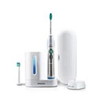 Электрическая звуковая зубная щетка, 5режимов, 2насадки
