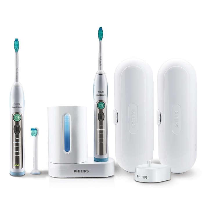 Kompletní péče o dásně