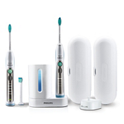 Sonicare FlexCare+ Doppelpack elektrische Schallzahnbürsten