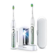 HX6972/35 - Philips Sonicare FlexCare+ Sonische, elektrische tandenborstel
