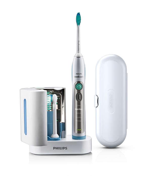 Umfassende Zahnfleischpflege