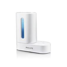 HX7990/02 - Philips Sonicare  UV-Reinigungsstation für Bürstenköpfe