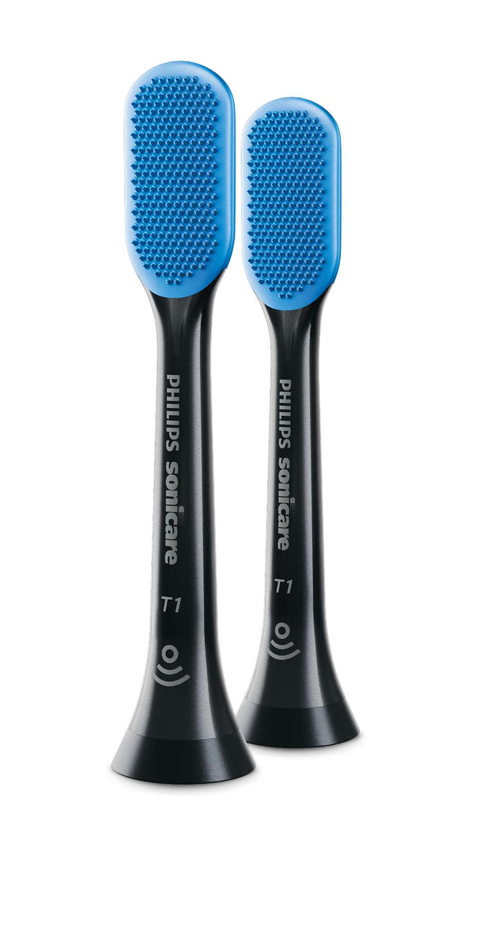 Philips Sonicare, hlavice na čištění jazyka